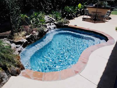 Swimming Pool Gallery Spas Paradise Pools California Pool Designer Visalia Pool Builders